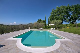 Trabquil Holiday Home in Selci Italy with Swi...