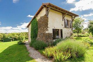 Stijlvolle cottage in Perigord op het...