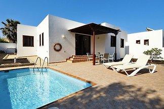 Ferienhäuser, Playa Blanca