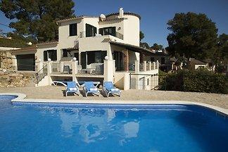 Maison de vacances moderne à L'Estartit avec...