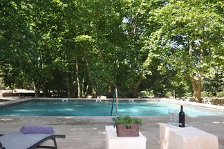 This very quiet, luxurious finca with private...