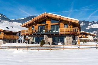 Gemütliches Ferienhaus nahe Skigebiet, Mühlba...