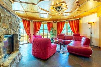 Atrakcyjny i luksusowy apartament z pięknymi ...