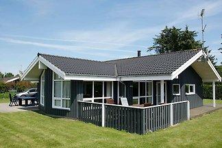 Gemütliches Ferienhaus in Hals mit Sauna