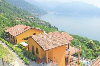 Geräumiger Wohnkomplex am Lago Maggiore