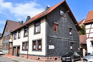 Mod. Ferienw. mit Grill in Steinbach-Hallenbe...