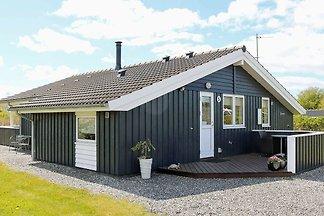 Modernes Ferienhaus in Hadsund mit Sauna