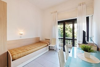 Moderne Ferienwohnung in Rimini in Meernähe