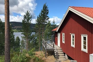 Chalet bord de rivière, sauna, jardin et faut...