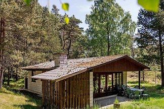 Gemütliches Ferienhaus in Nexo Nähe des Dueod...