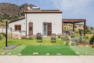 Bequemes Ferienhaus in Castellammare del Golf...