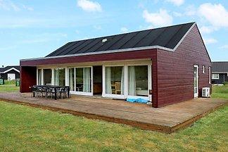 Gemütliches Ferienhaus in Brovst mit Sauna