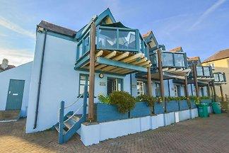 Luxuriöse Ferienwohnung in Saundersfoot mit...