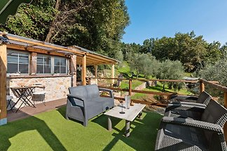 Rustikales Ferienhaus in Monsagrat mit privat...