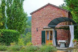 Duplex-Ferienhaus in Tredozio mit...