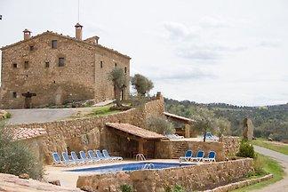 Denkmalgeschützte Villa in Lloberola mit...