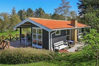 Gemütliches Ferienhaus in Zealand nahe dem...