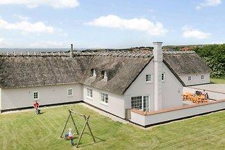 Denkmalgeschütztes Ferienhaus in Vinderup mit...