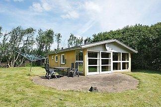 Rustikales Ferienhaus in Hurup, Jütland, mit...