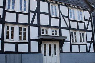 Großes Ferienhaus in Winterberg-Silbach mit H...