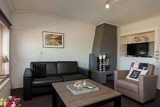 Modernes Appartement in Katwijk mit Garten