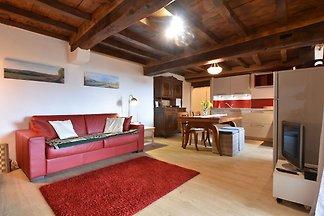 Gemütliches Ferienhaus in Joncy mit Talblick
