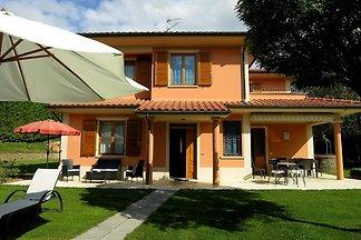 Gemütliche Villa in den Hügeln der Toskana...