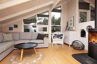 Alluring Holiday Home in Ålbæk with Sauna