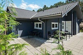 Gemütliches Ferienhaus in Ebeltoft mit...