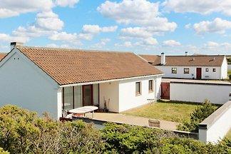 Luxuriöses Ferienhaus in Pandrup mit Terrasse