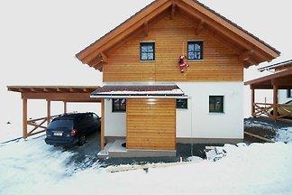 Geräumiges Ferienhaus in Bodensdorf mit Sauna