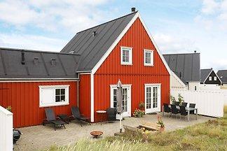 Modernes Ferienhaus in Blokhus Jütland mit...