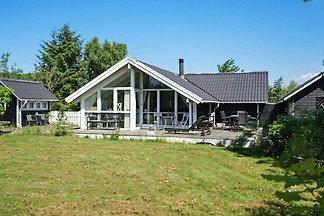 Ruhiges Ferienhaus in Hemmet mit Sauna