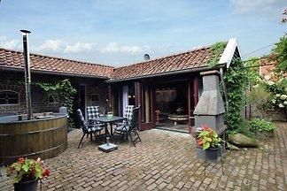 Gezellig vakantiehuis in Musselkanaal met een...
