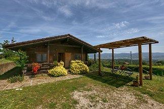 Cozy Cottage in Graffignano Italy with Swimmi...