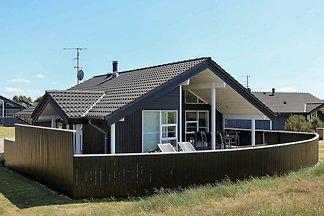 Stilvolles Ferienhaus in Ringkøbing mit Sauna