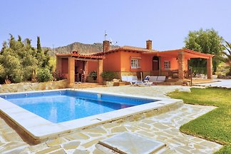 Uriges Cottage mit Pool in Andalusien