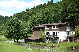 Schicke Wohnung in Bruchhausen mit Terrasse