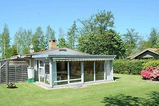 Geräumiges Ferienhaus in Vinderup mit Sauna
