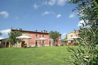 Gemütliches Ferienhaus mit Pool in Capraia e...