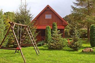 Uroczy domek  na wsi - kominek, taras, ogród,...
