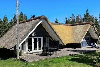 Gemütliches Ferienhaus in Blavand mit Sauna
