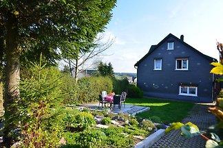 Modernes Ferienhaus in Neustadt am Rennsteig ...