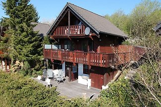Relaxing Chalet in Dochamps with Swimming Poo...