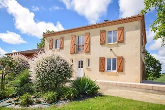 Wunderschöne Villa in Bassoues mit privatem...