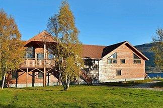 5 Sterne Ferienhaus in EIDSVÅG