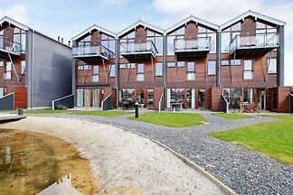 Geräumiges Apartment in Bogense (Dänemark)