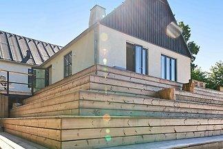 Modernes Ferienhaus in Bornholm mit Terrasse