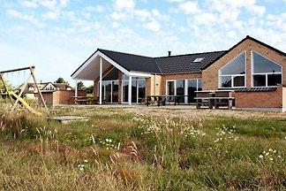 Geräumiges Ferienhaus in Rømø Dänemark mit pr...