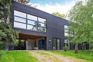 Modernes Ferienhaus in Ebeltoft mit privatem...